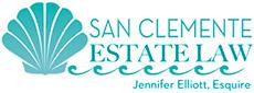 San Clemente Estate Law Logo