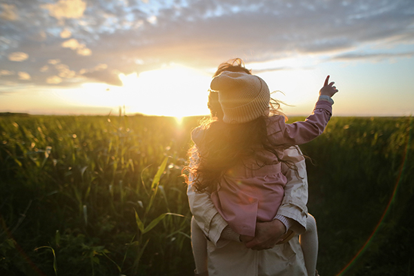 Celebrate Single Parent Day